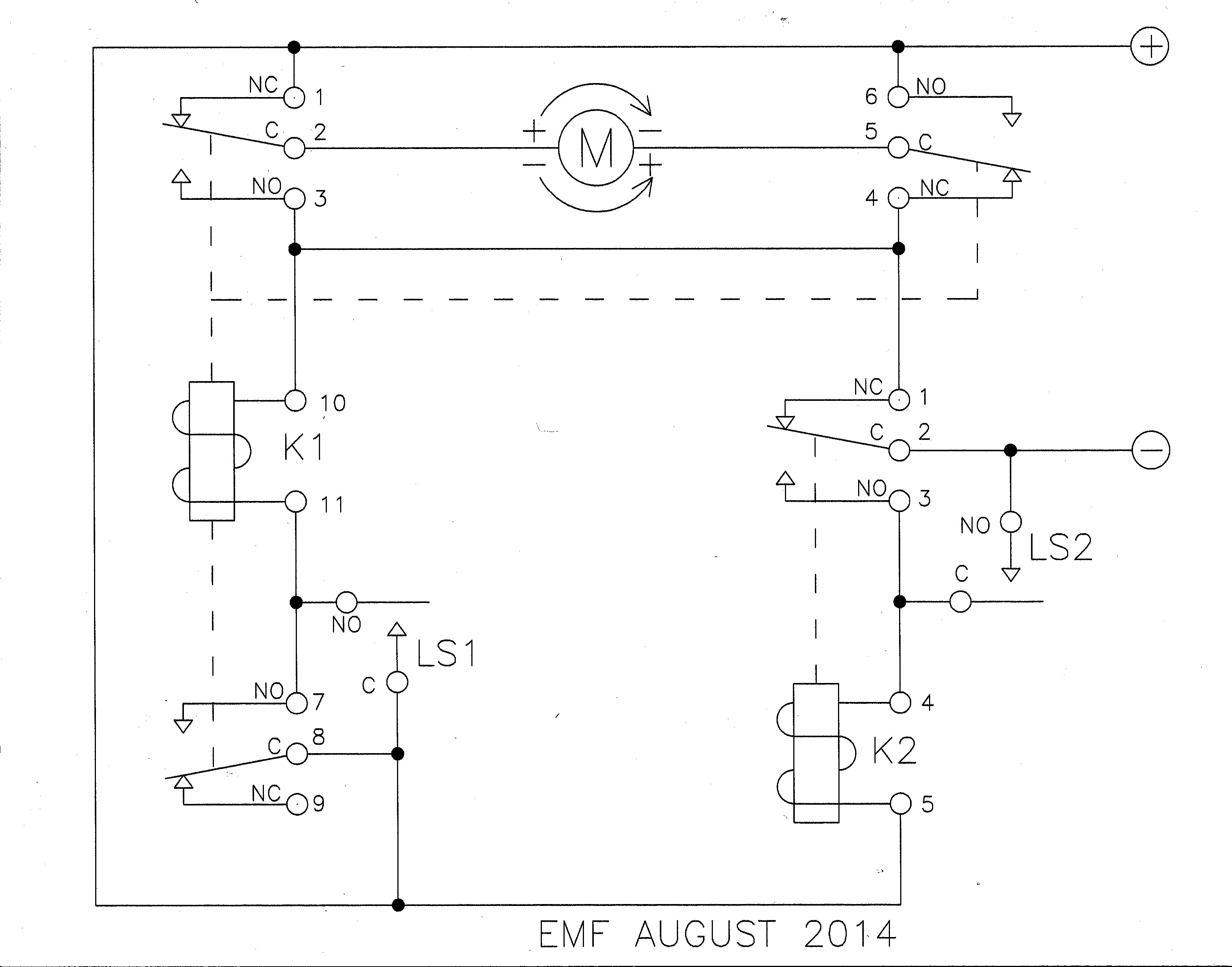 Fantastic Reversing Switch Wiring Diagram Collection - Electrical ...