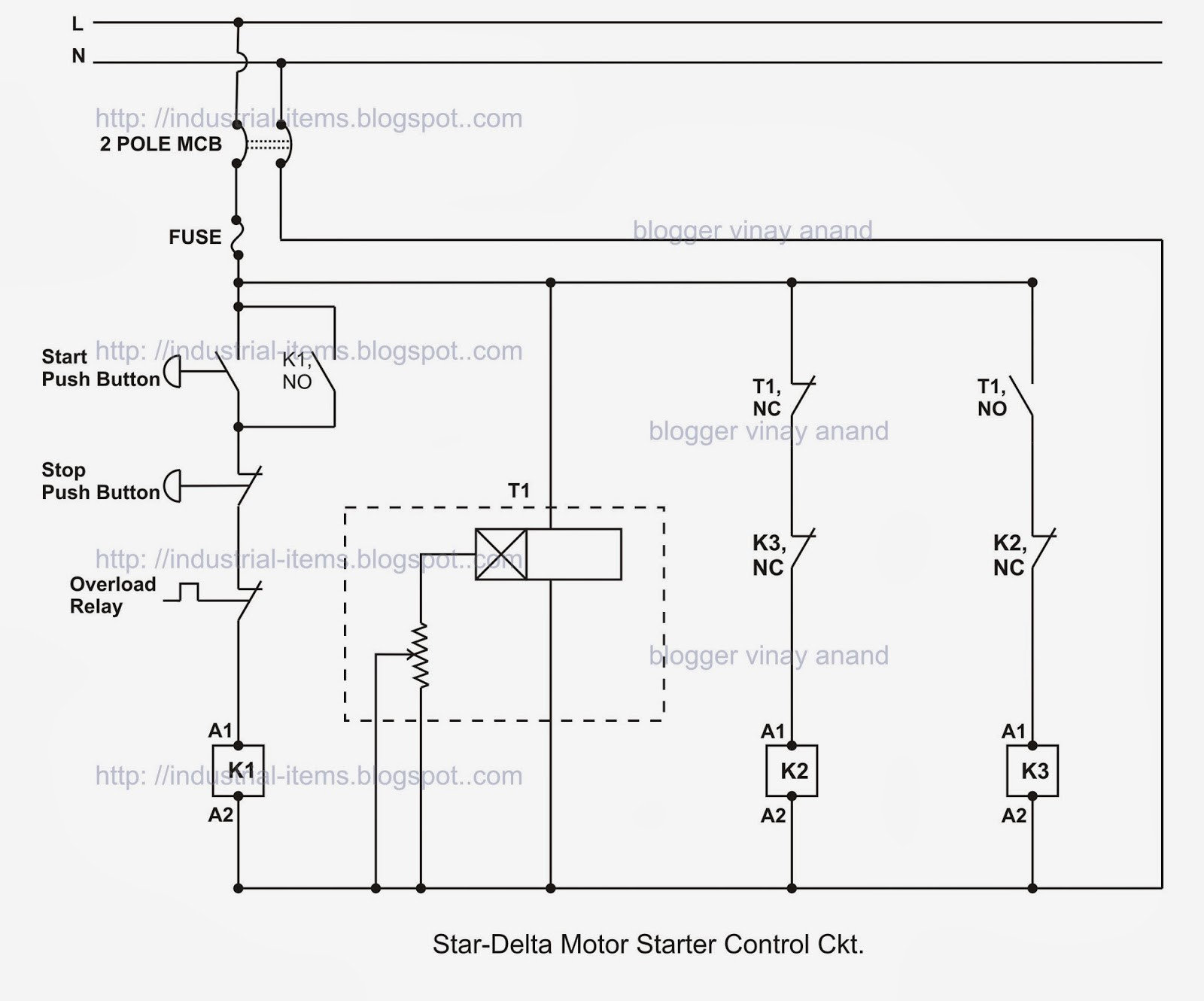 Beautiful Forward Reverse Control Circuit Image - Electrical System ...