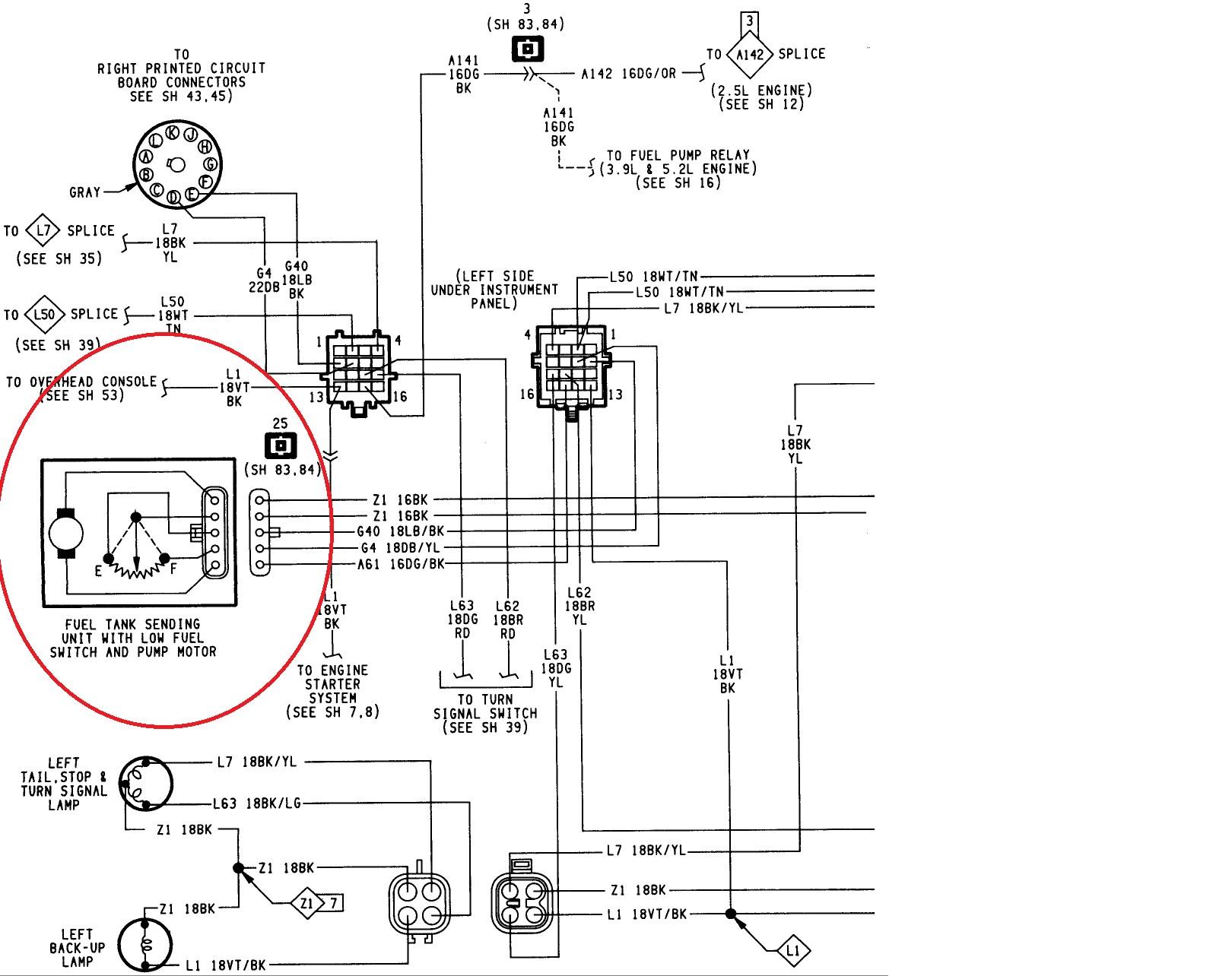 Diy Fuel Pump Gauge Trouble Shooting No Dial Up Friendly Dodge Dakota Wiring Diagram
