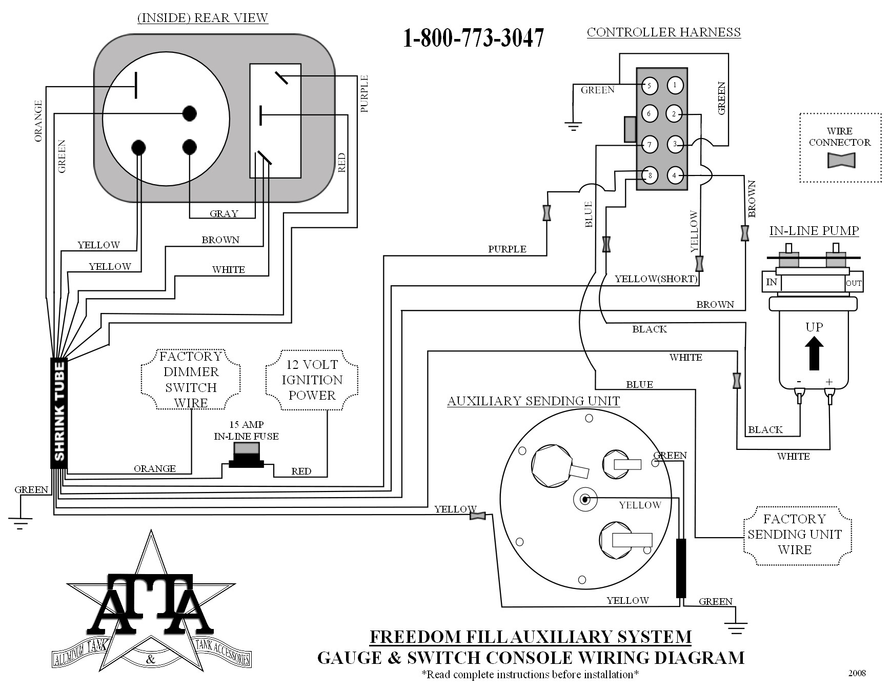 Fuel Cell Sending Unit Wiring Diagram Solutions 68 Camaro Image