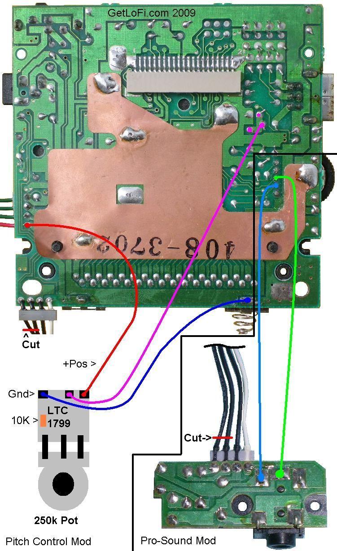 gameboy dmg kit diagram 3