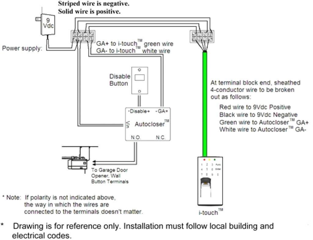 Liftmaster Garage Door Opener Wiring Diagrams
