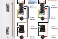 Ge Water Heater Wiring Diagram Best Of How to Wire Water Heater thermostats