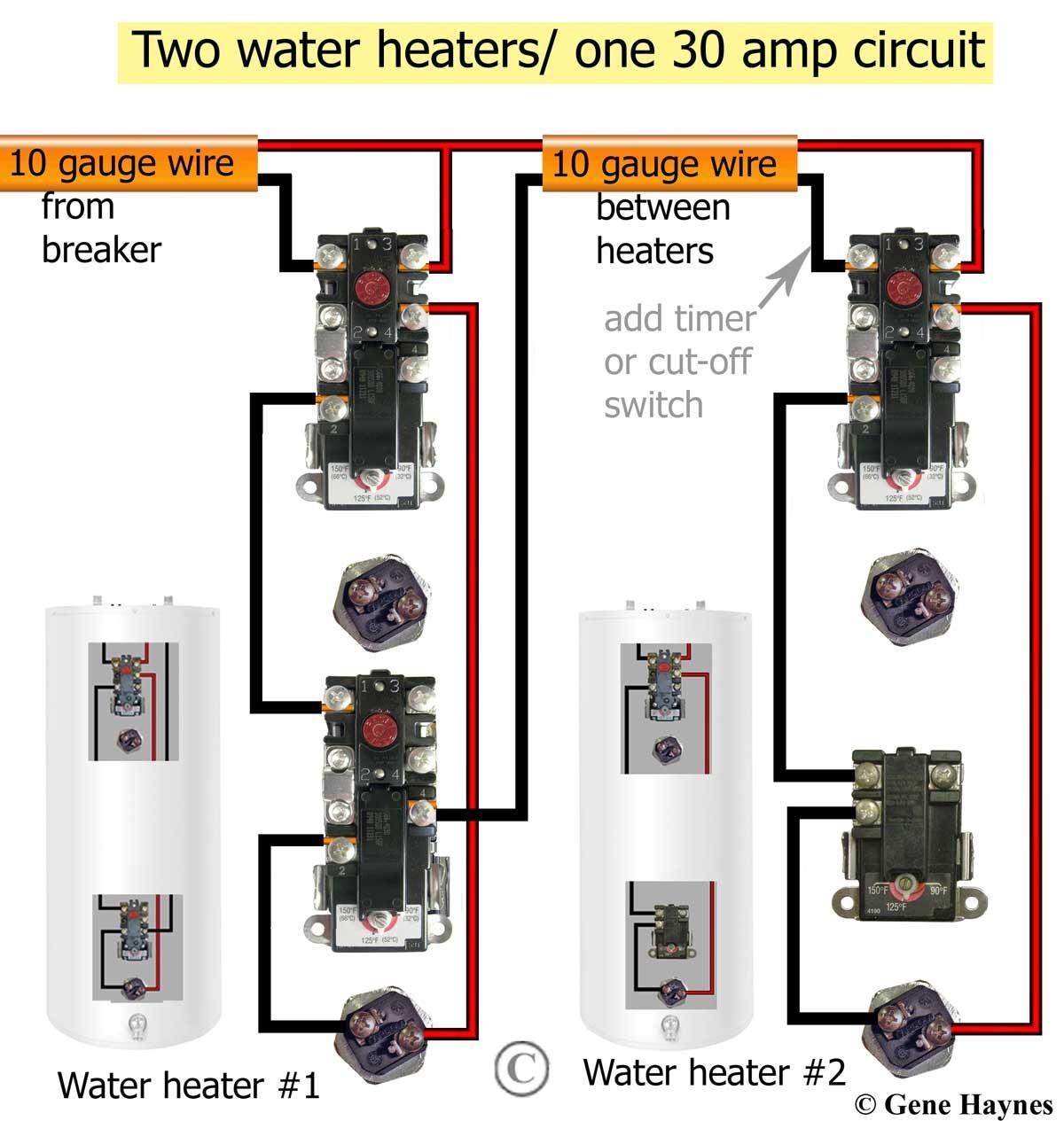 on ge geospring hot water heater wiring diagram