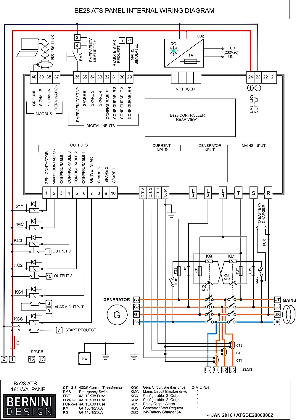 generac 200 amp service rated transfer switch wiring diagram rh blaknwyt co Generac Transfer Switch Installation For a 400 Amp Generac Transfer Switch Wiring
