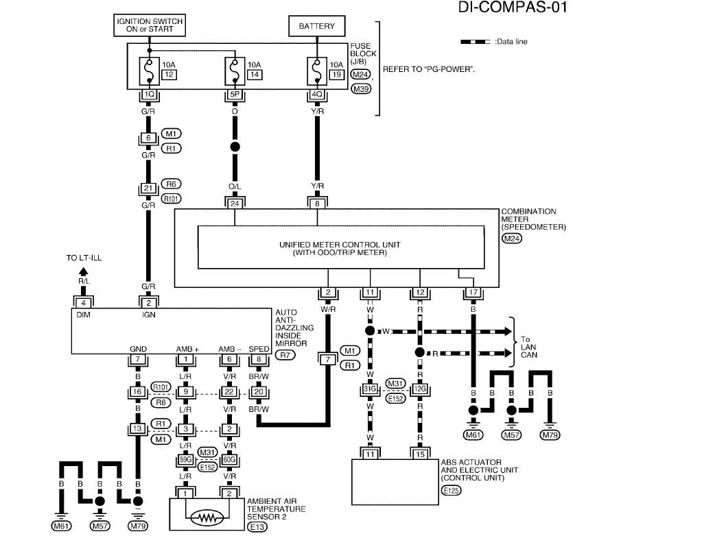 2004 nissan armada wiring diagram  u2022 wiring diagram for free
