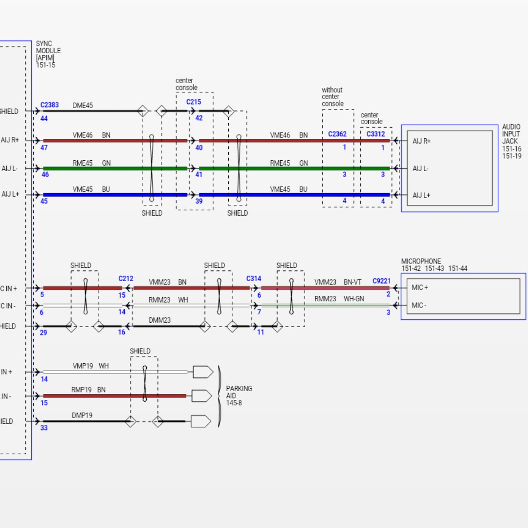 Gentex 453 Wiring Diagram Awesome
