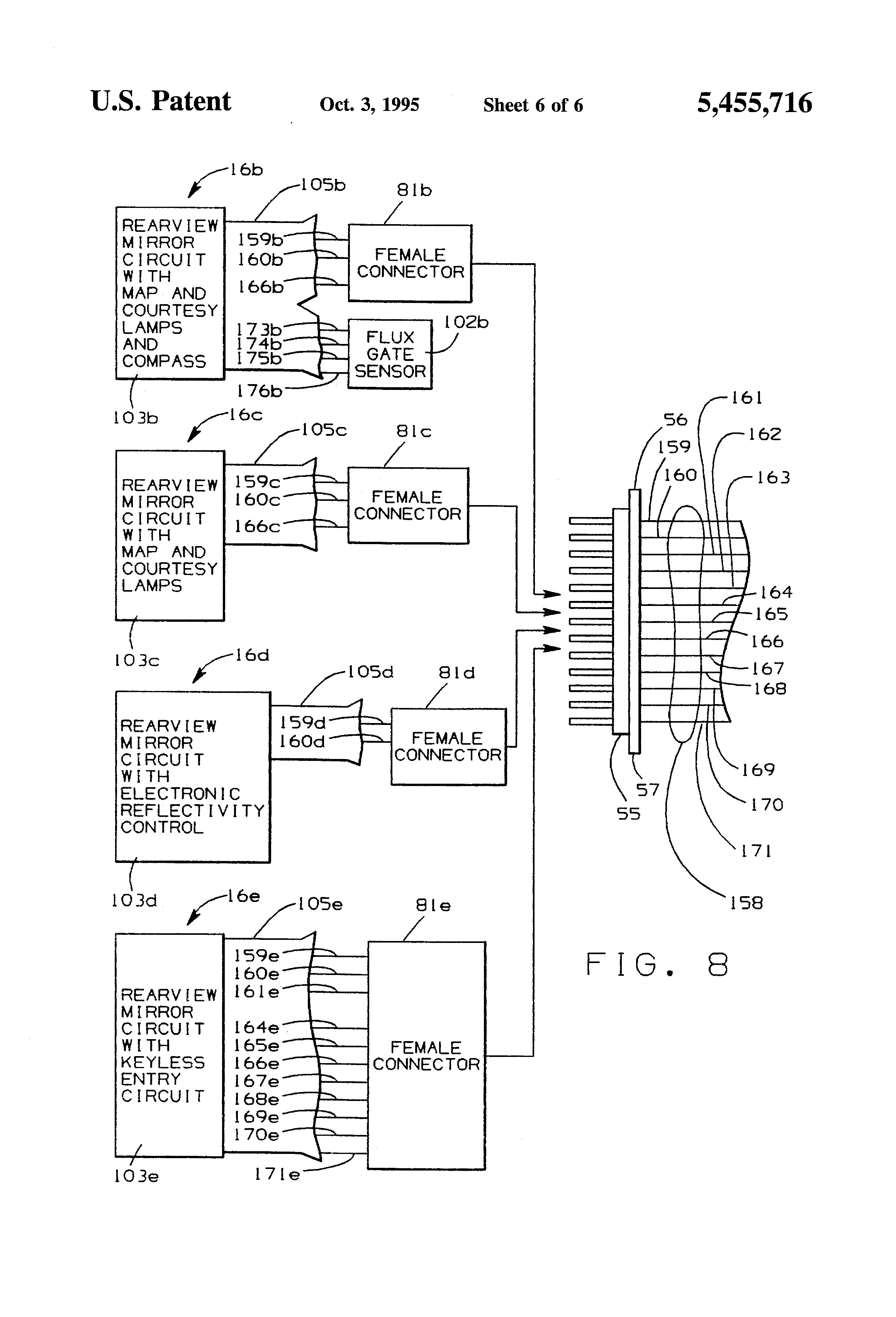Gm Power Mirror Wiring Diagram Schematic Diagrams Gentex Free Example Electrical Circuit U2022 General Electric Motor