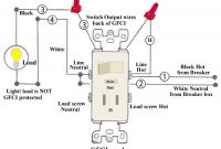 Gfci Outlet with Switch Wiring Diagram New Bo Switch Outlet Wiring Diagram Fitfathers Me at Blurts