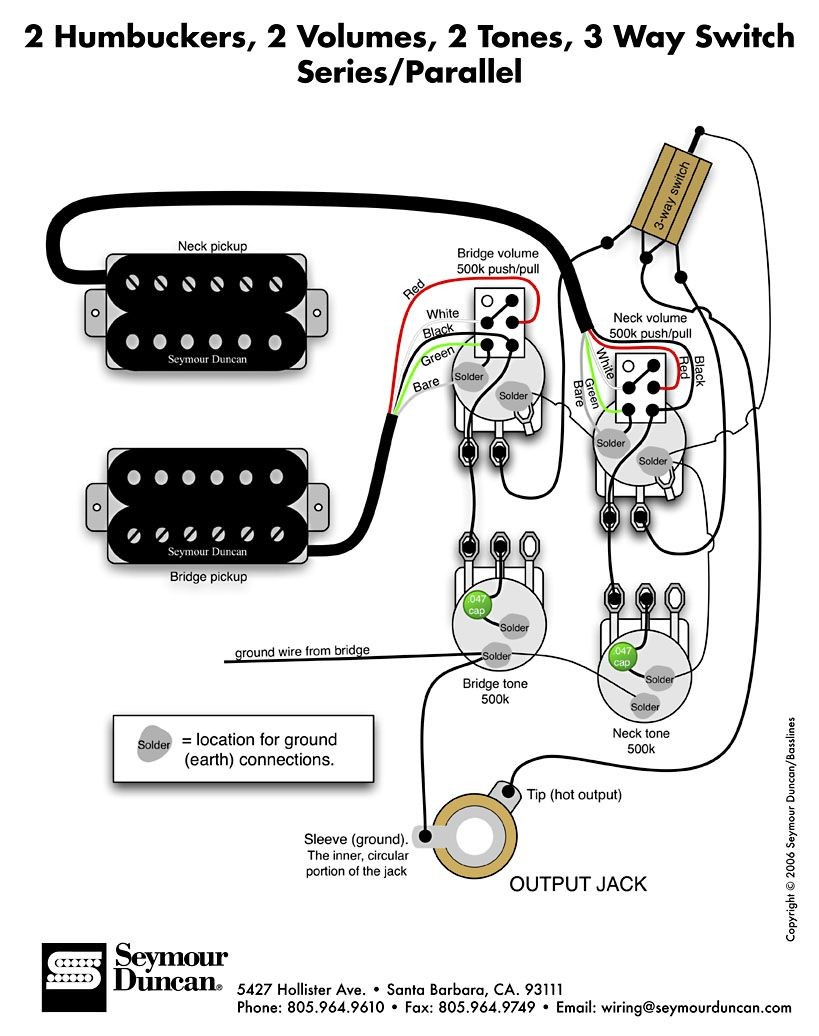 humbucker wiring diagram 400 art explore schematic wiring diagram u2022 rh webwiringdiagram today EVH Frankenstein Humbucker Wiring-Diagram DiMarzio Super Distortion Wiring-Diagram