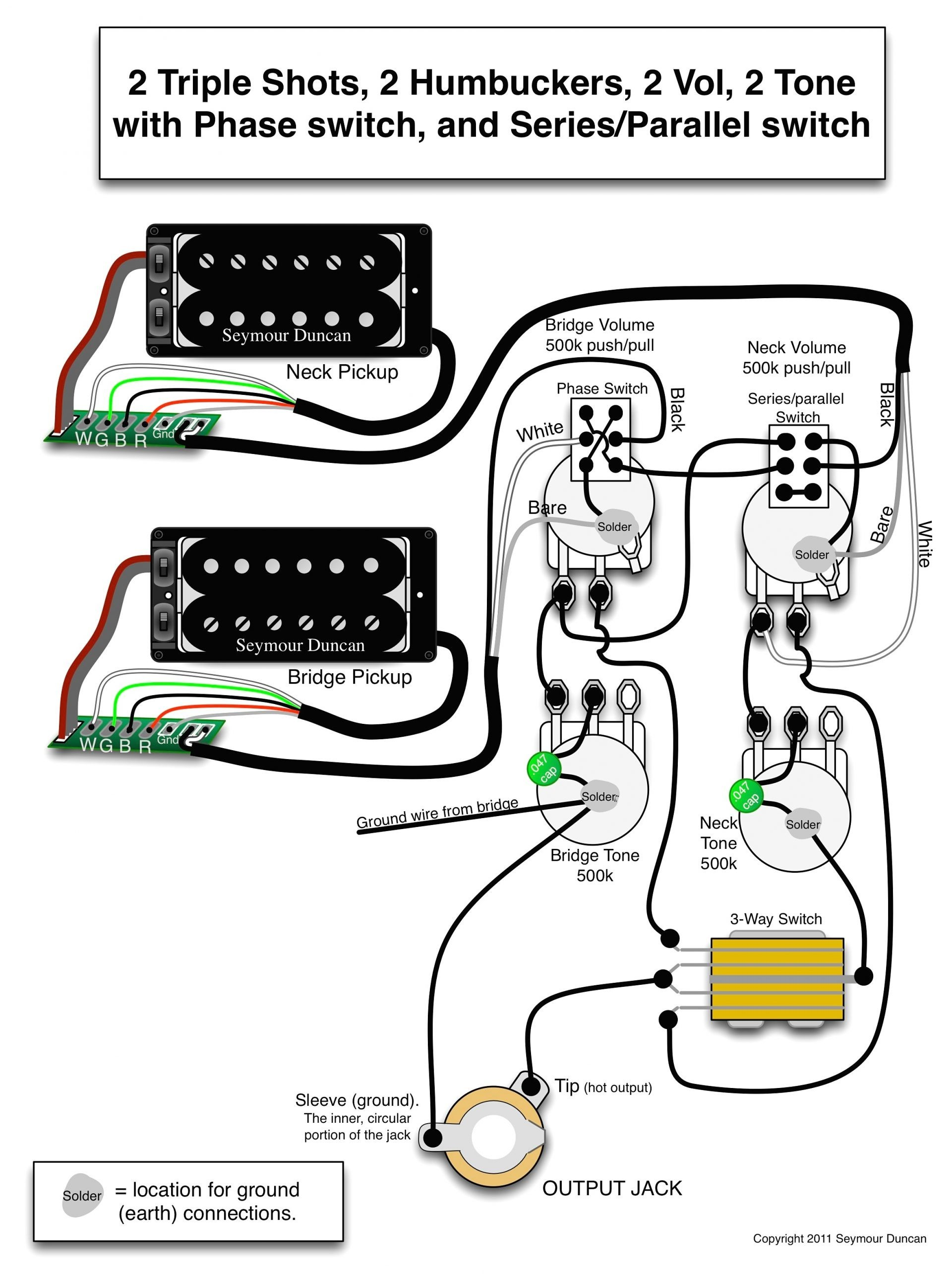 gibson push pull wiring diagram 2