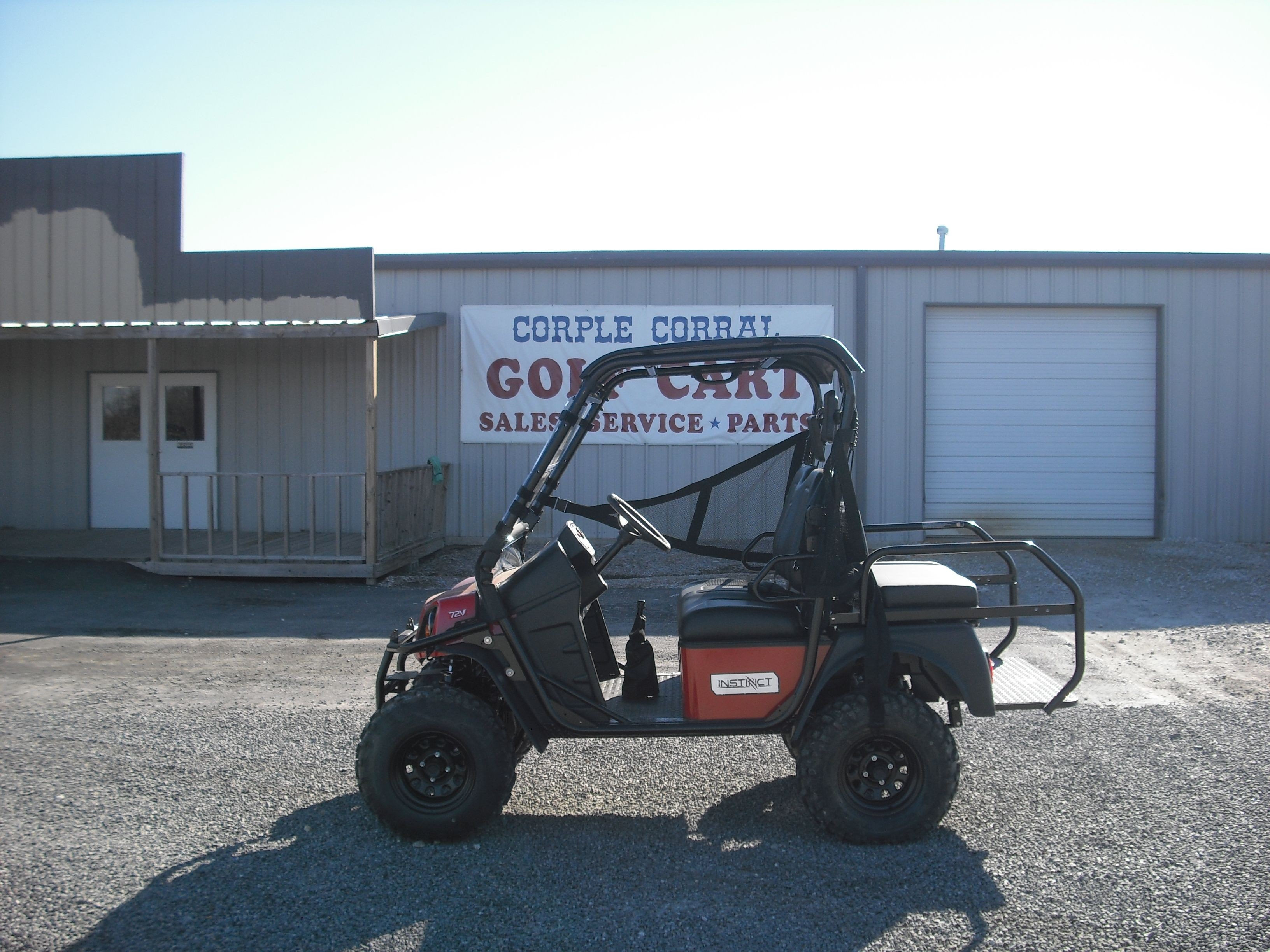 Golf cart for sale 2015 Red Bad Boy Buggie Instinct $10 995 00 We have