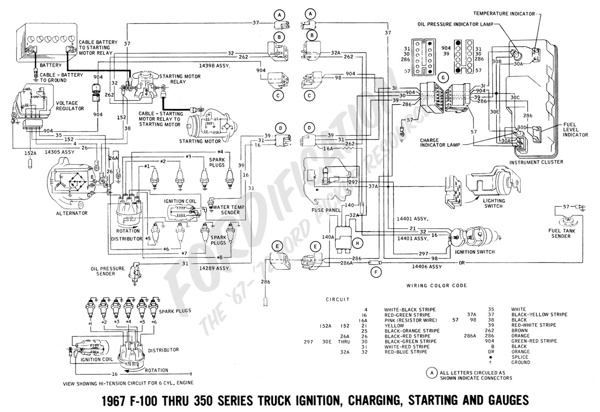 68 Ford Starter Solenoid Diagram Trusted Wiring Diagrams 1994 Tempo Relay Switch 1978 F150
