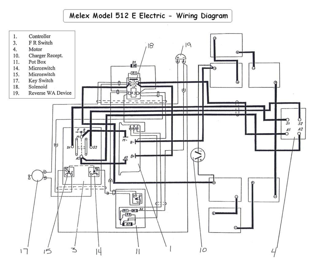golf cart solenoid wiring diagram wiring diagram image rh mainetreasurechest com