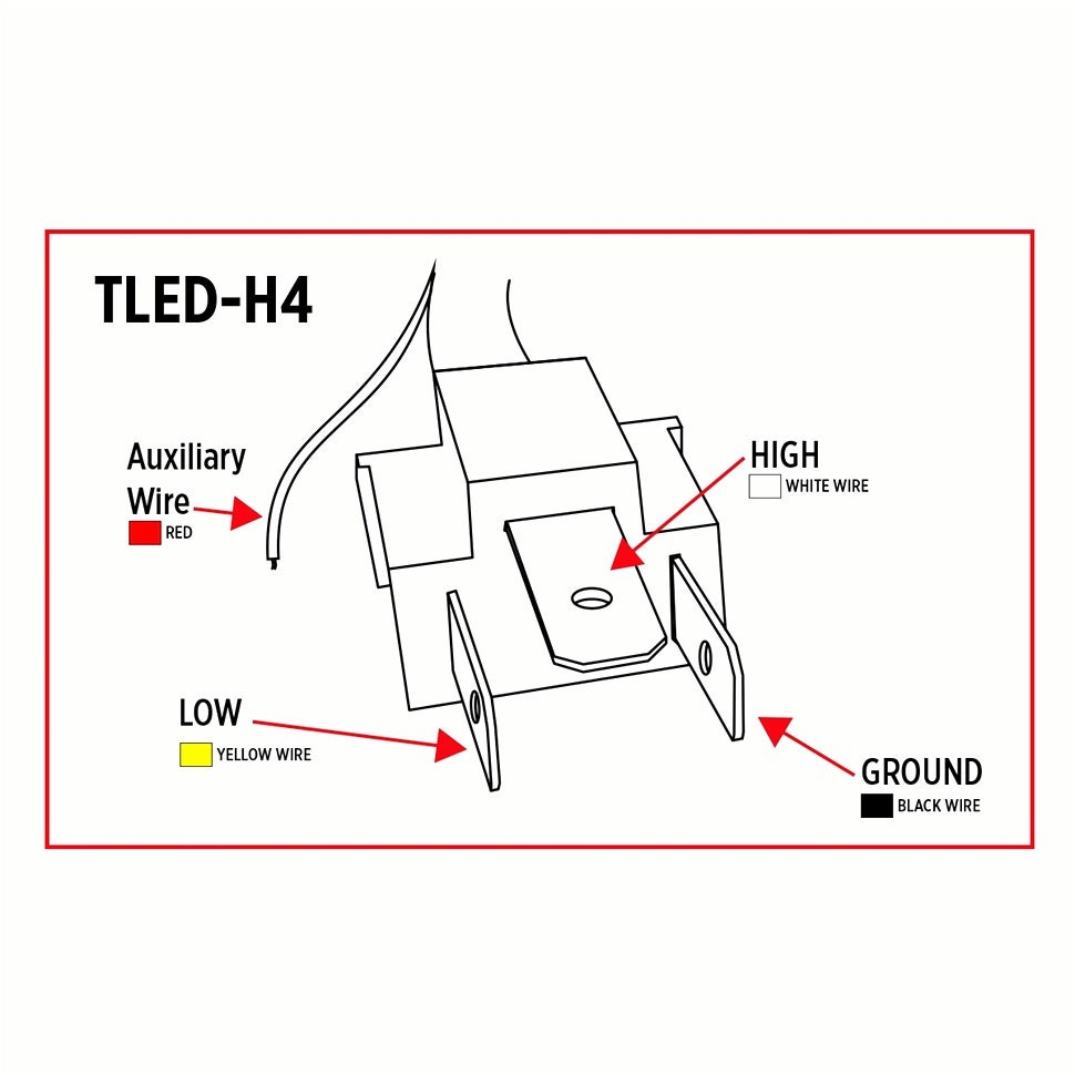 H4 Light Wiring - Wiring Diagram M2 on
