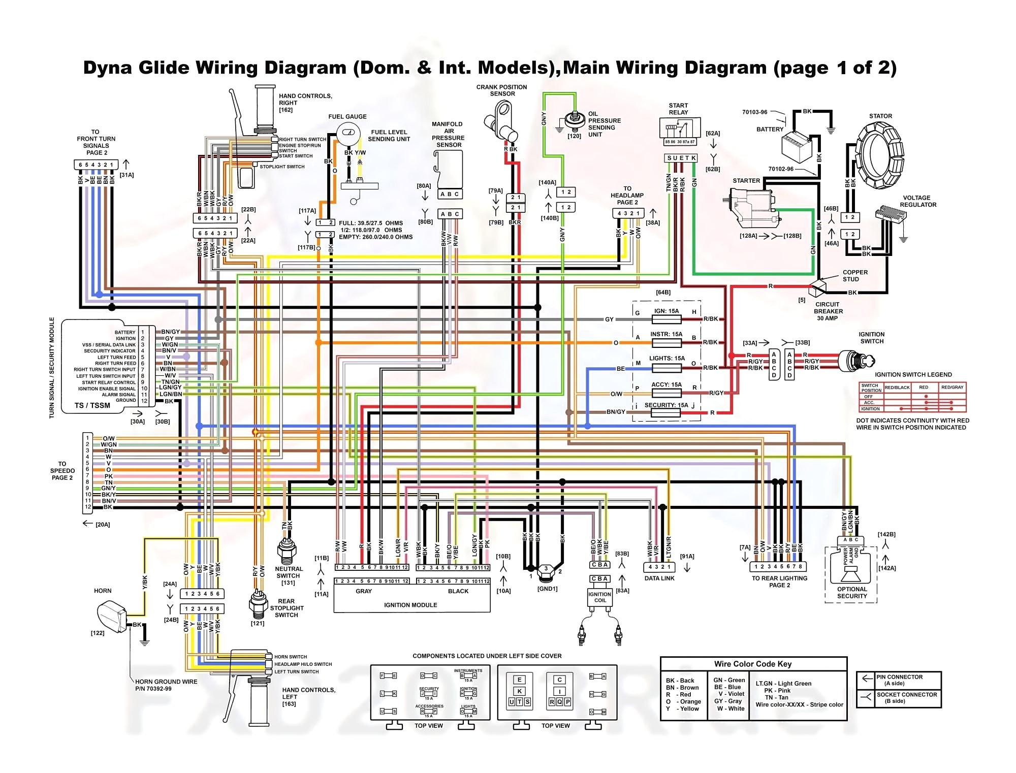 Harley Wiring Diagrams Best Harley Davidson Wiring Diagrams and Schematics In Diagram Webtor