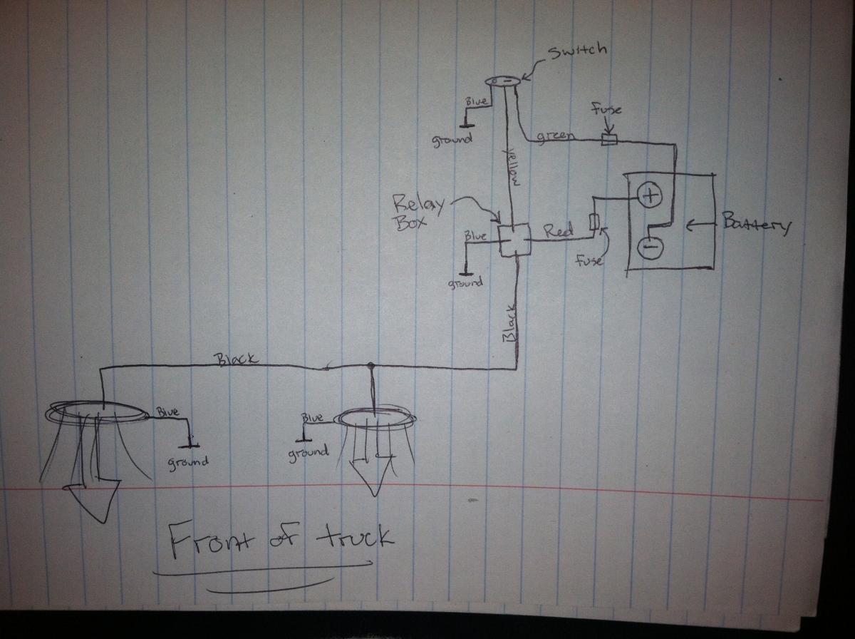f road Hella 500 light wiring help img 1800