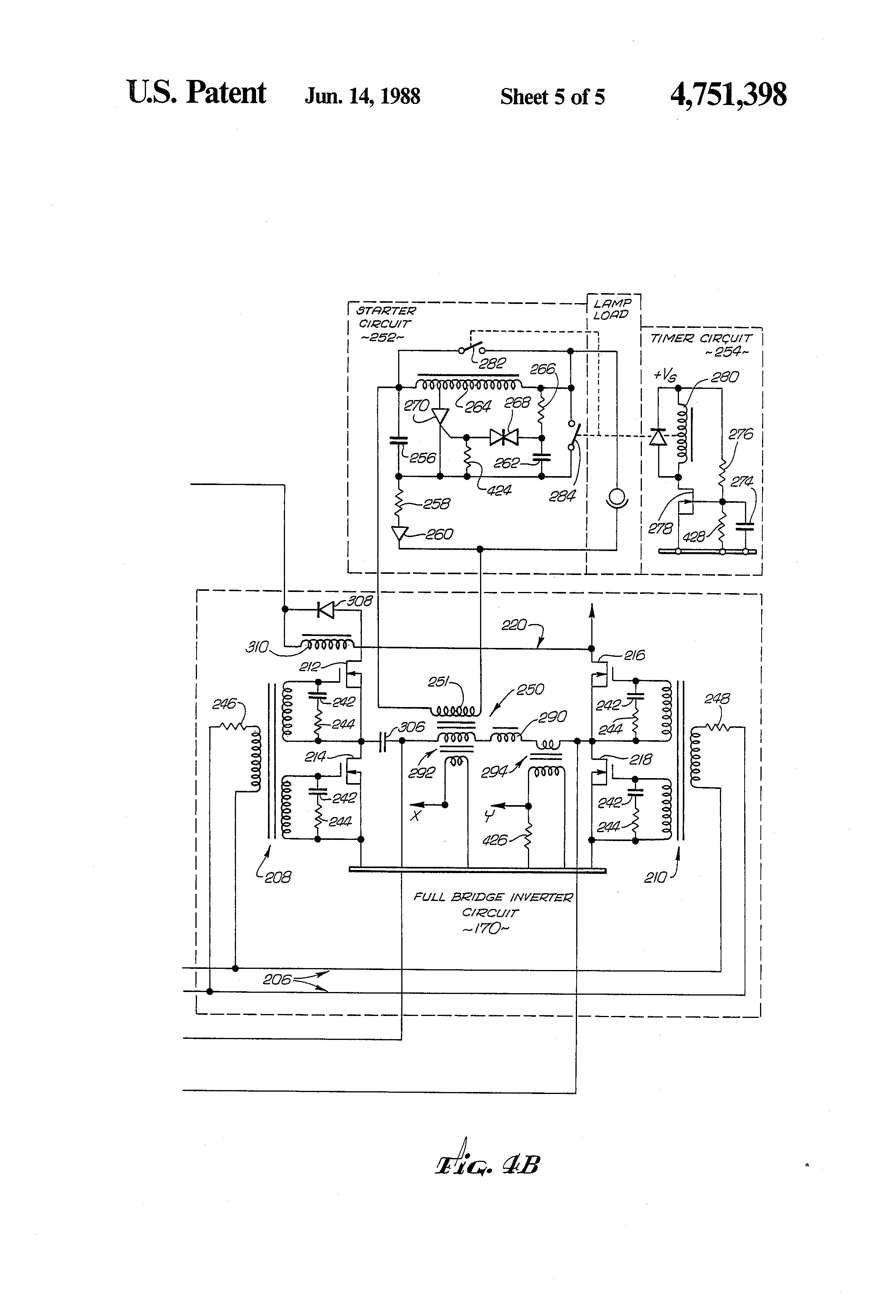 208 Volt Hps Ballast Wiring Diagram - Explore Schematic Wiring Diagram •
