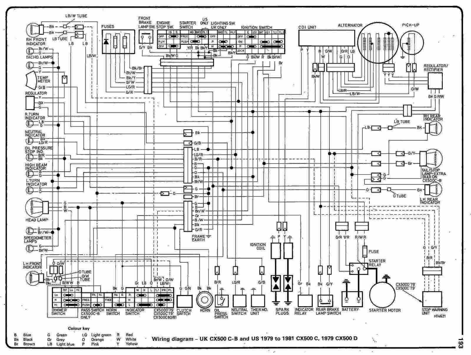 Honda Gx630 Wiring Diagram Get Free Image About Wiring Diagram ...