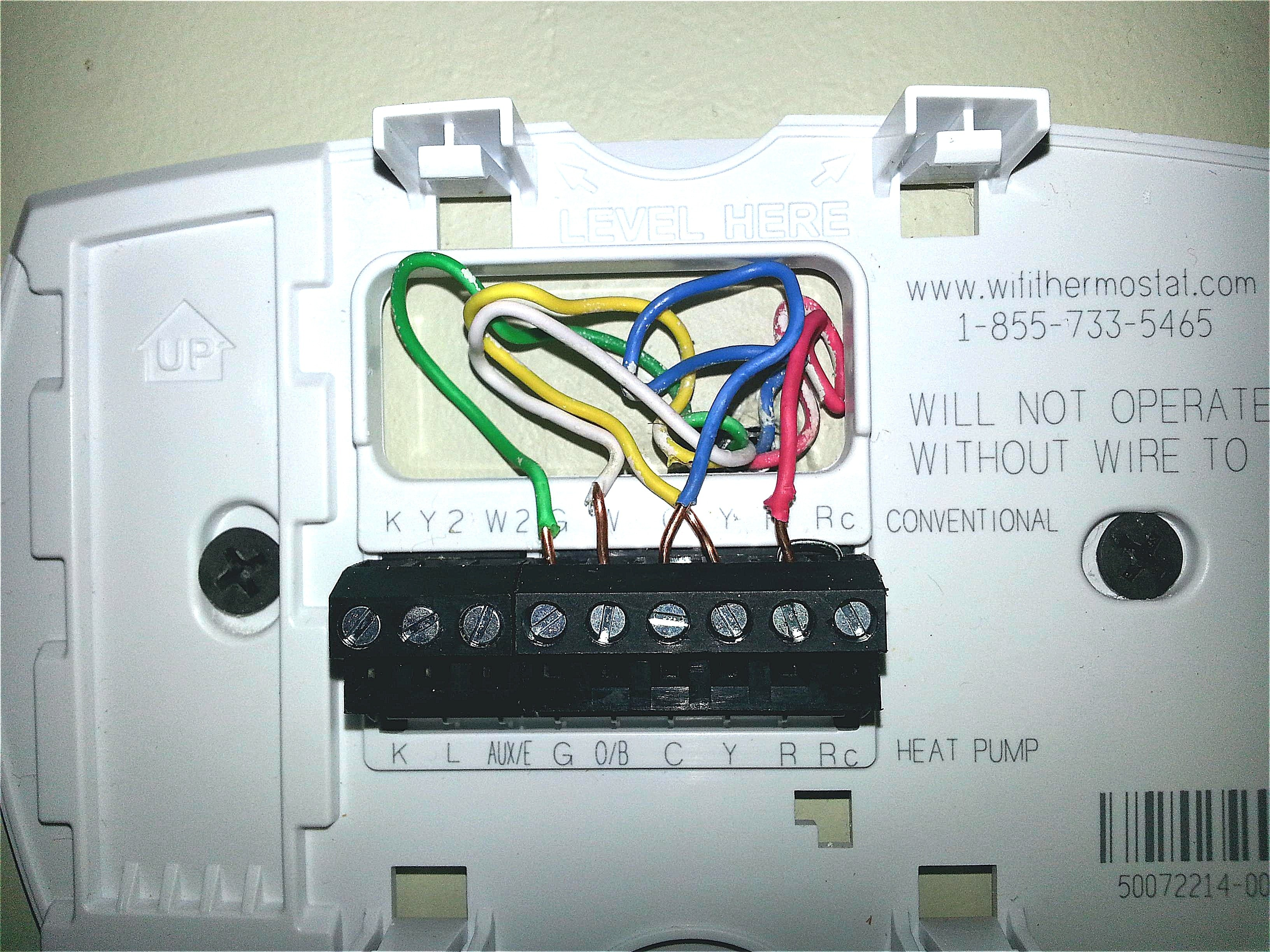 General Thermostat Wiring | Repair Manual on