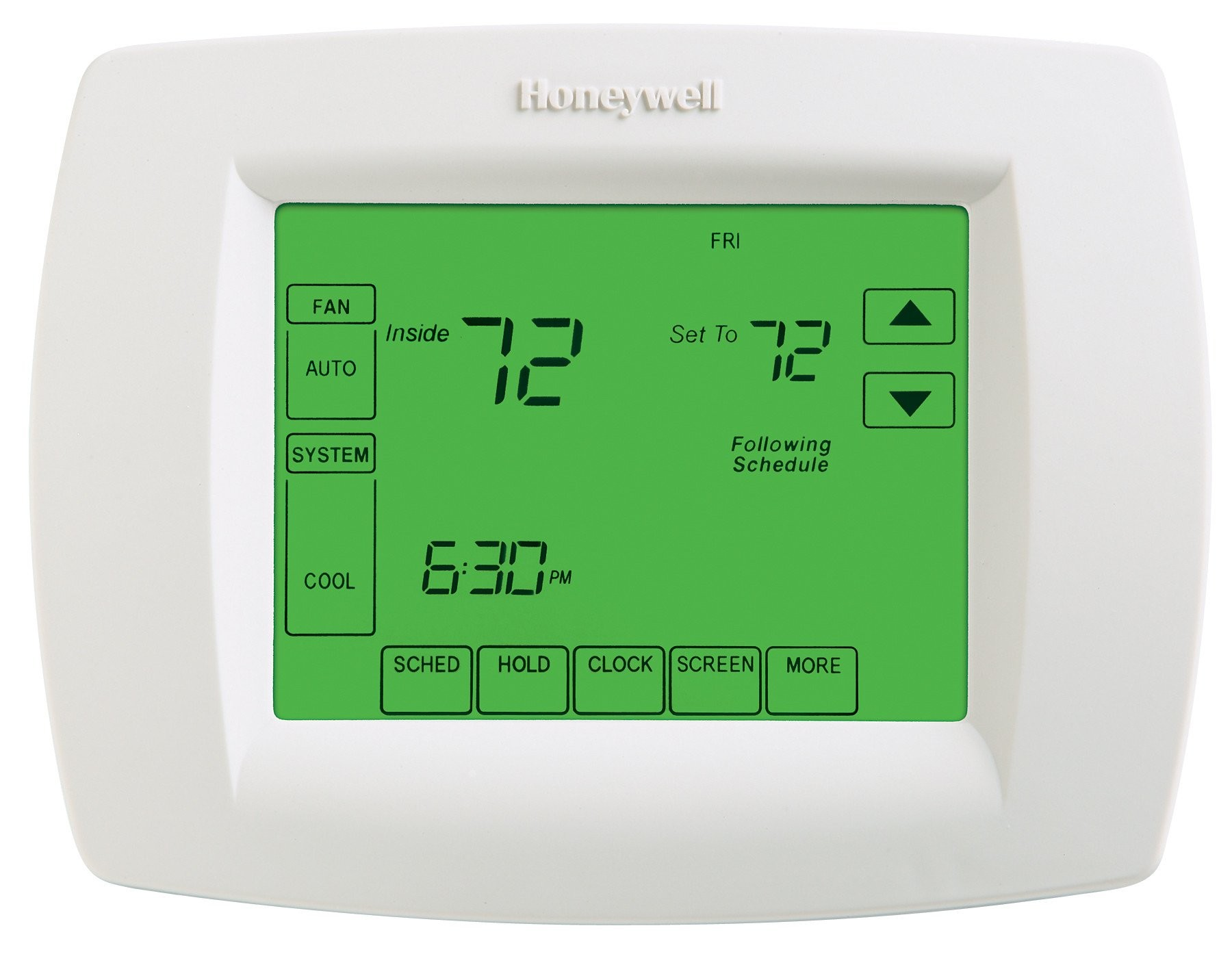 honeywell round thermostat wiring diagram elegant wiring diagram image thermostat transformer wiring honeywell th8110u1003 visionpro programmable 1h 1c touchscreen thermostat