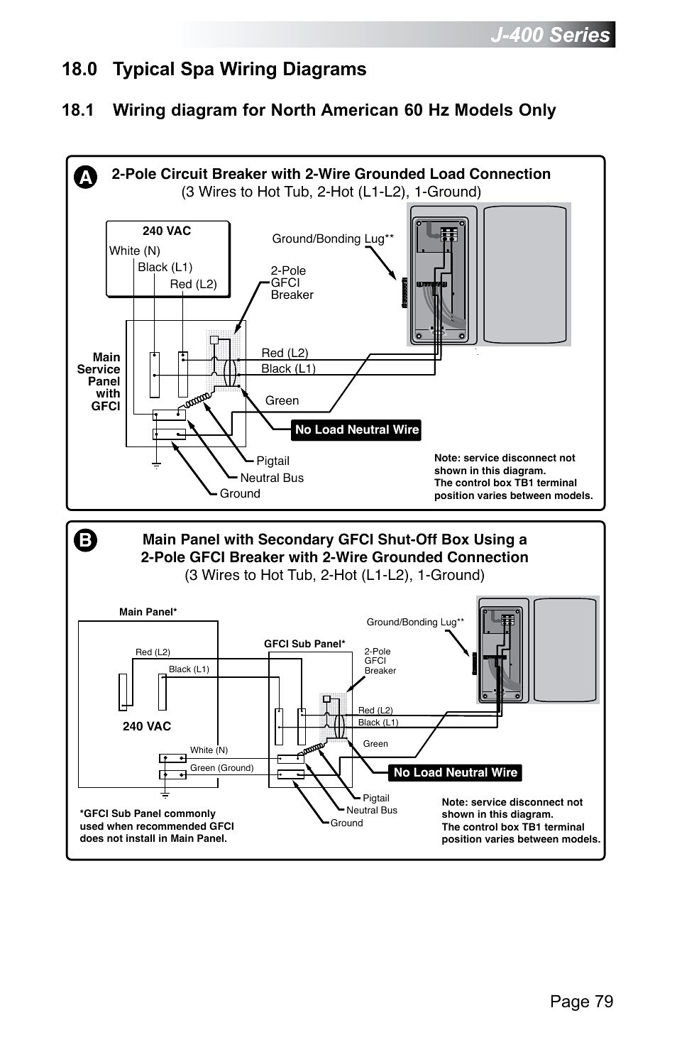 Spa Wire Diagram Wiring Diagrams Schematics