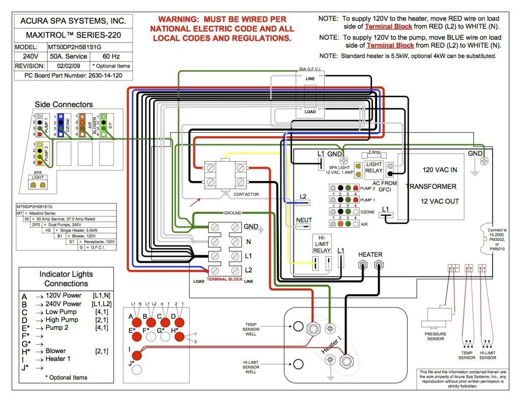 Caldera Wiring Diagram Caldera Spa Wiring Diagram - Wiring Diagrams
