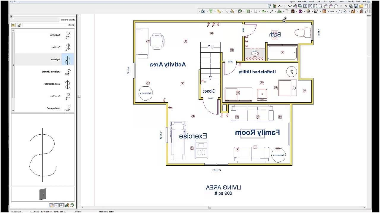 Wiring your basement basement electric design plan from How To Wire Your Basement