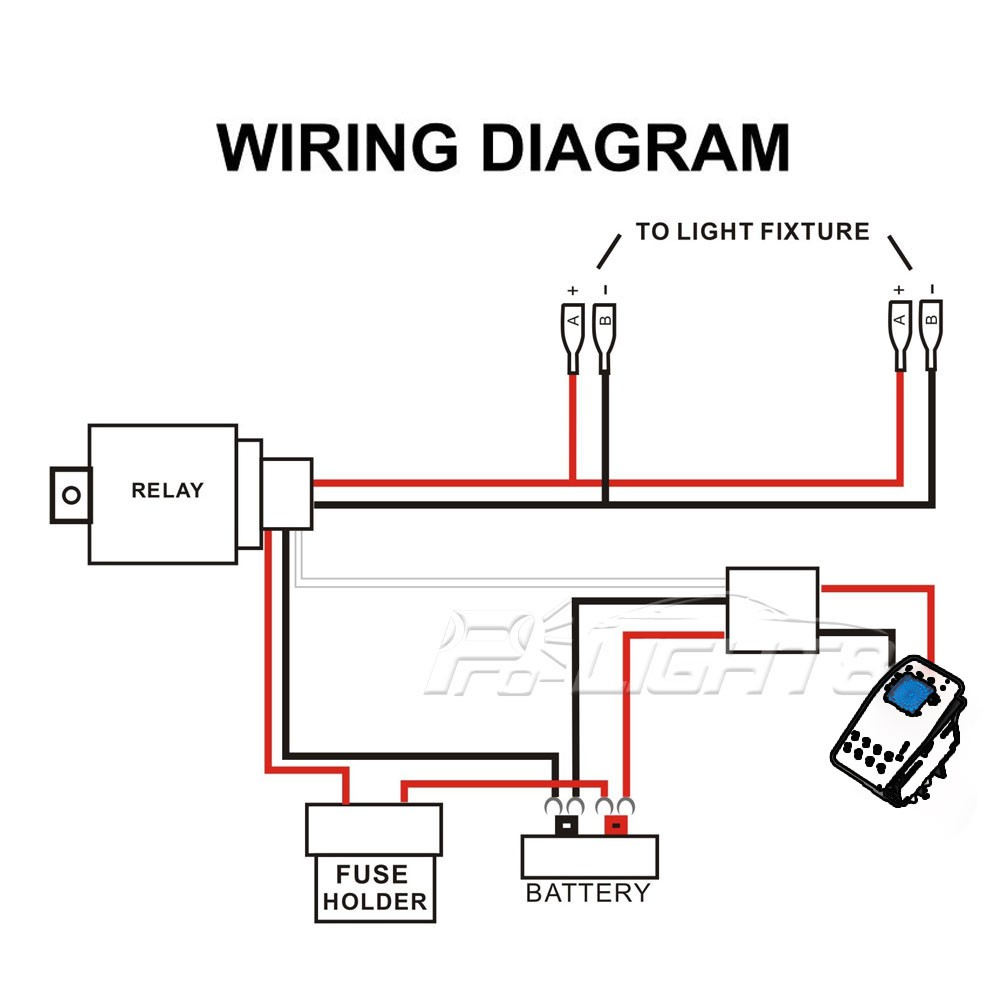 How To Wire Lights On A Golf Cart Best Of Wiring Diagram Image In Led Light Bar Deltagenerali Me Throughout