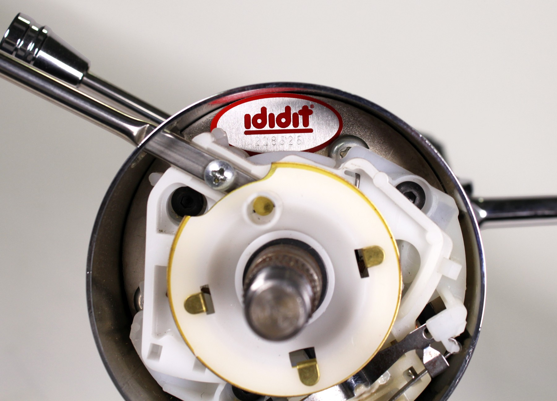 Q How to find the serial number on an ididit steering column