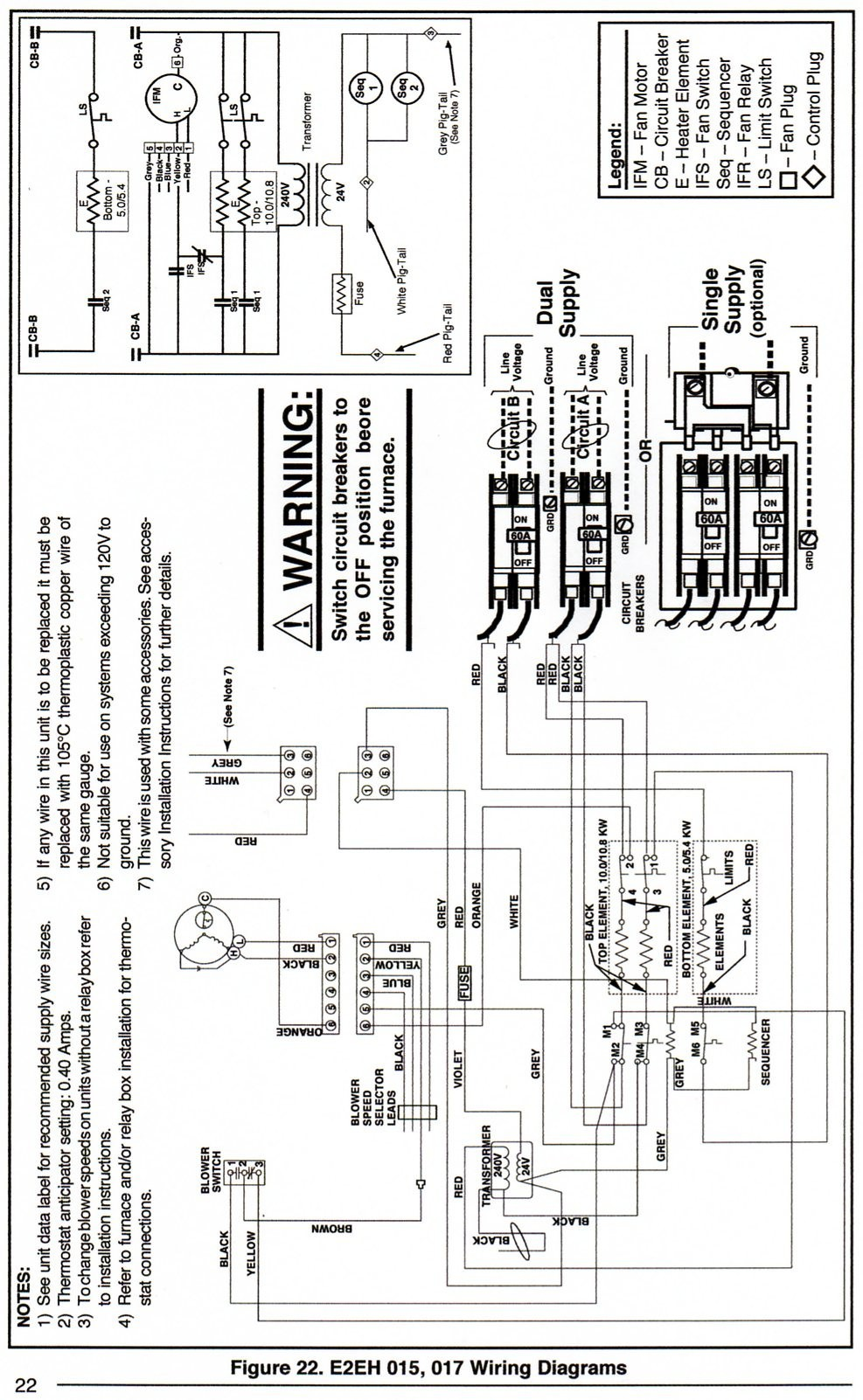 Stunning Intertherm Electric Furnace Wiring Diagram 80 About Remodel