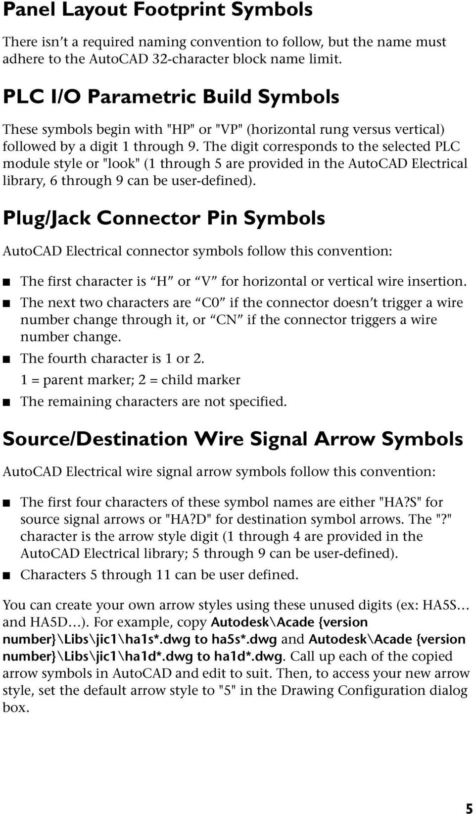 """The digit corresponds to the selected PLC module style or """"look"""" 1 through"""