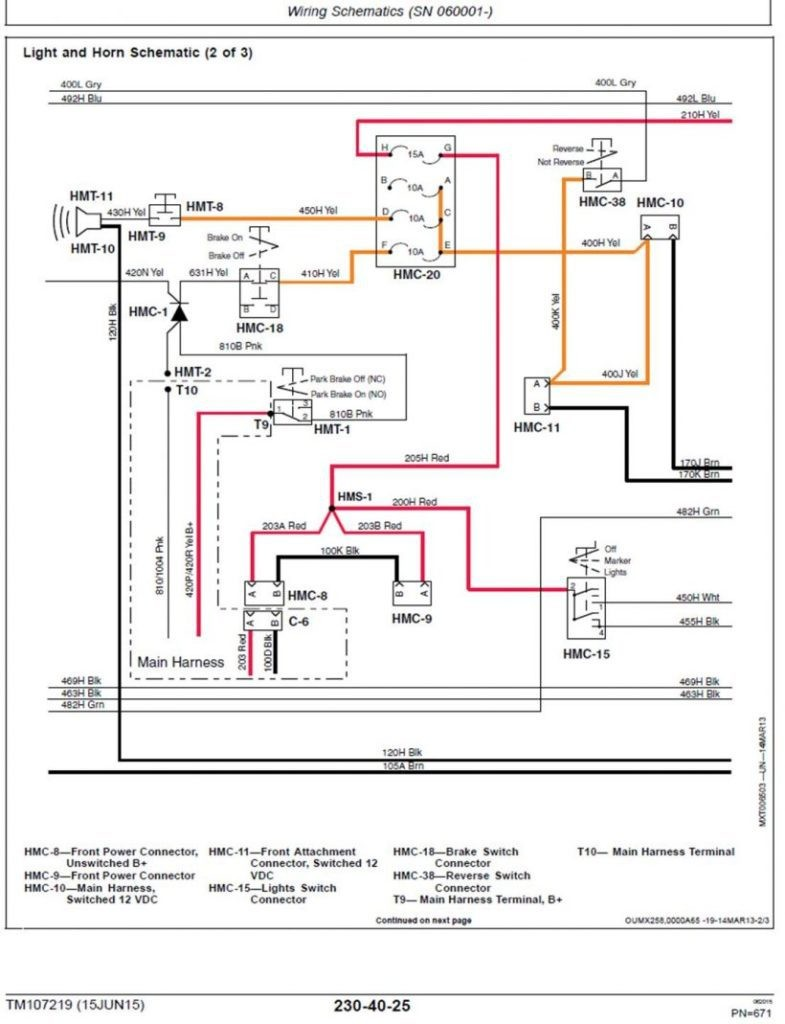 John Deere Gator Hpx Wiring Diagram WIRE DATA