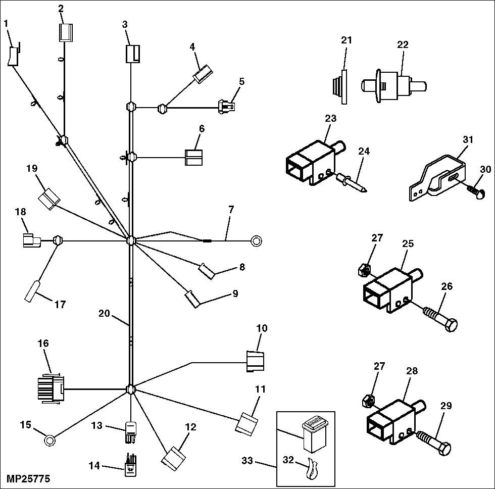 John Deere L120 Wiring Diagram Fantastic