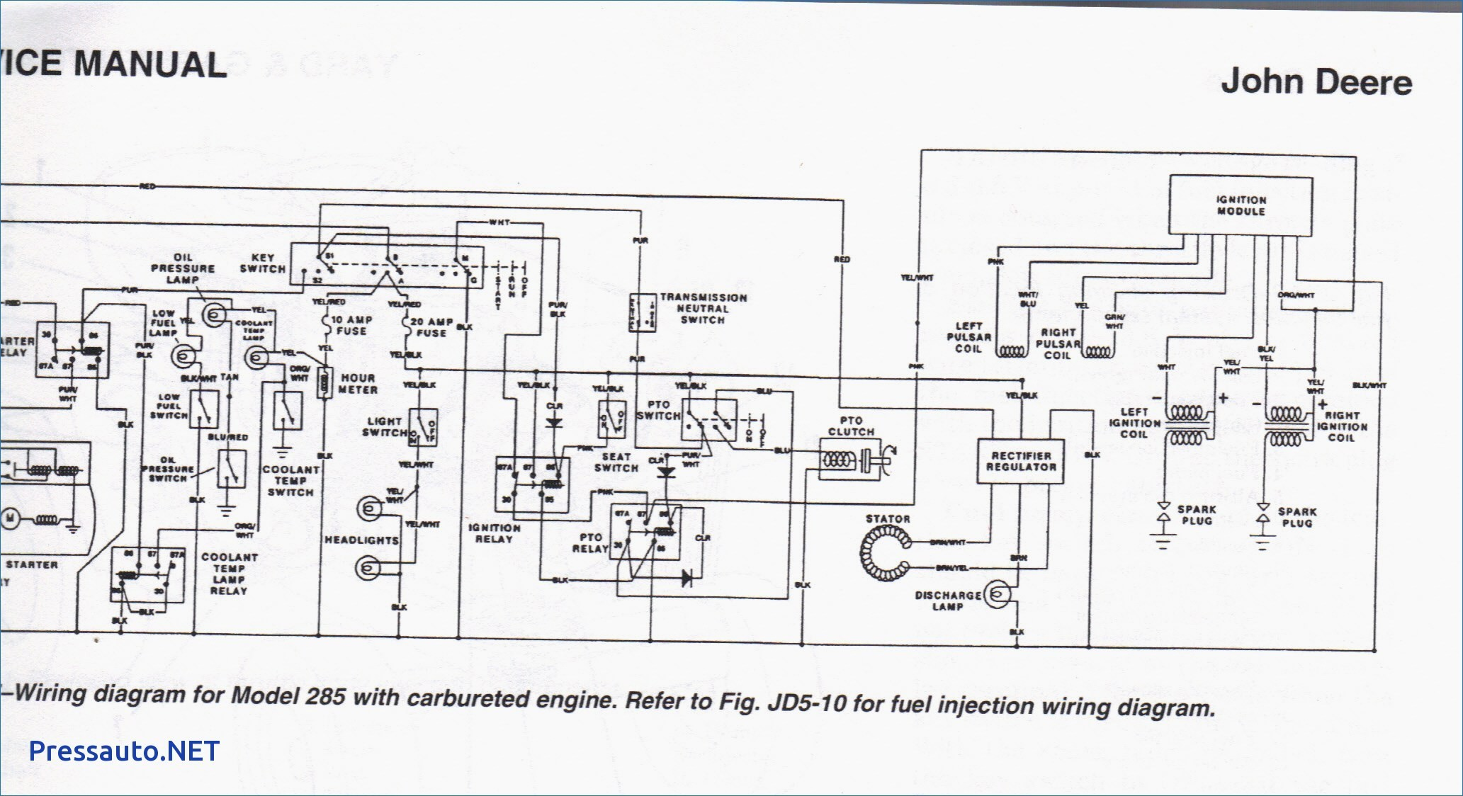 case 730 wiring diagram