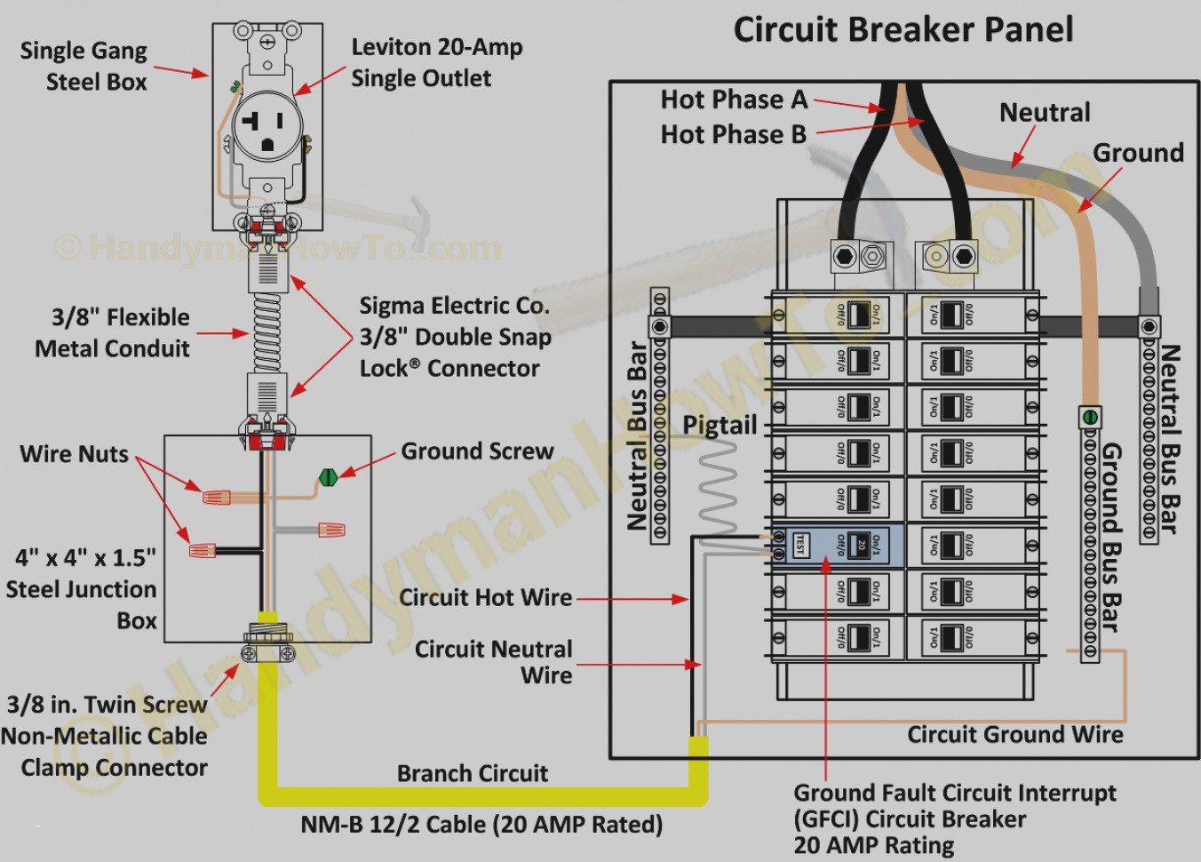 Funky 110 Block Wiring Diagram Full Image - Electrical and Wiring ...