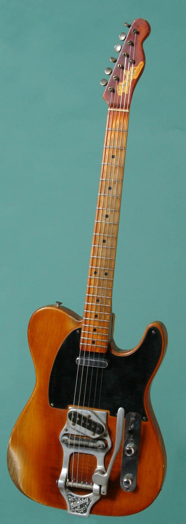 Guitars and stuff Original 52 Tele with Bigsby