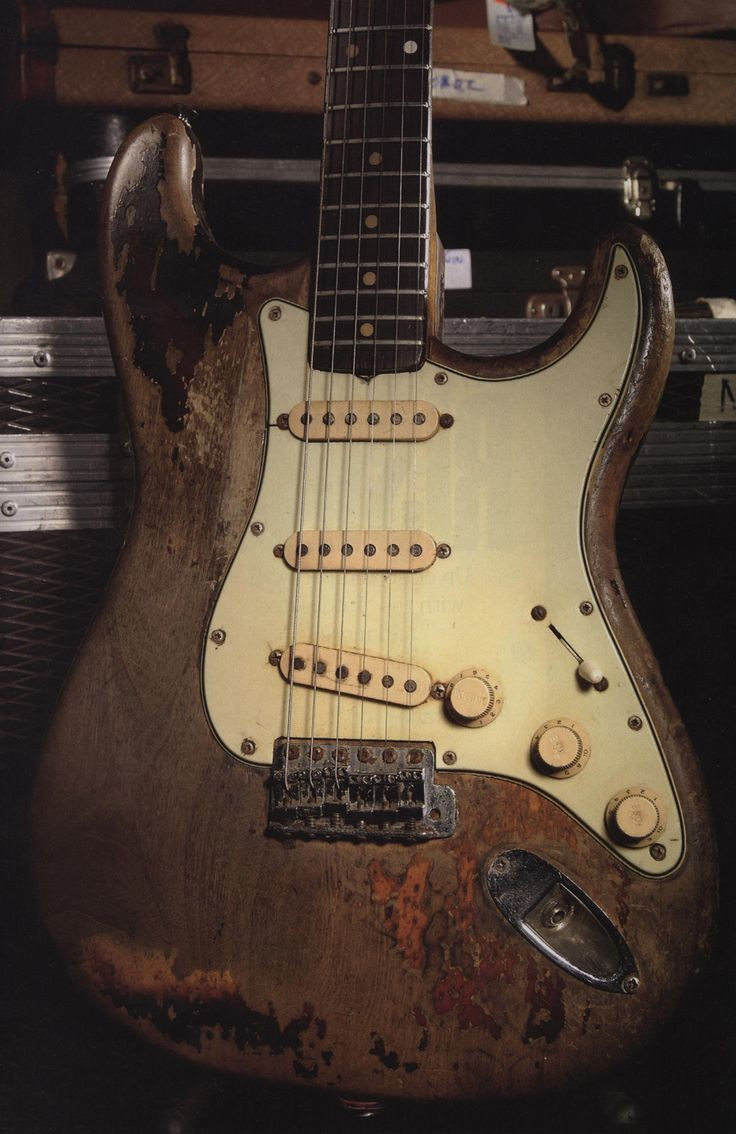 Gotta special affinity for relic d geetars