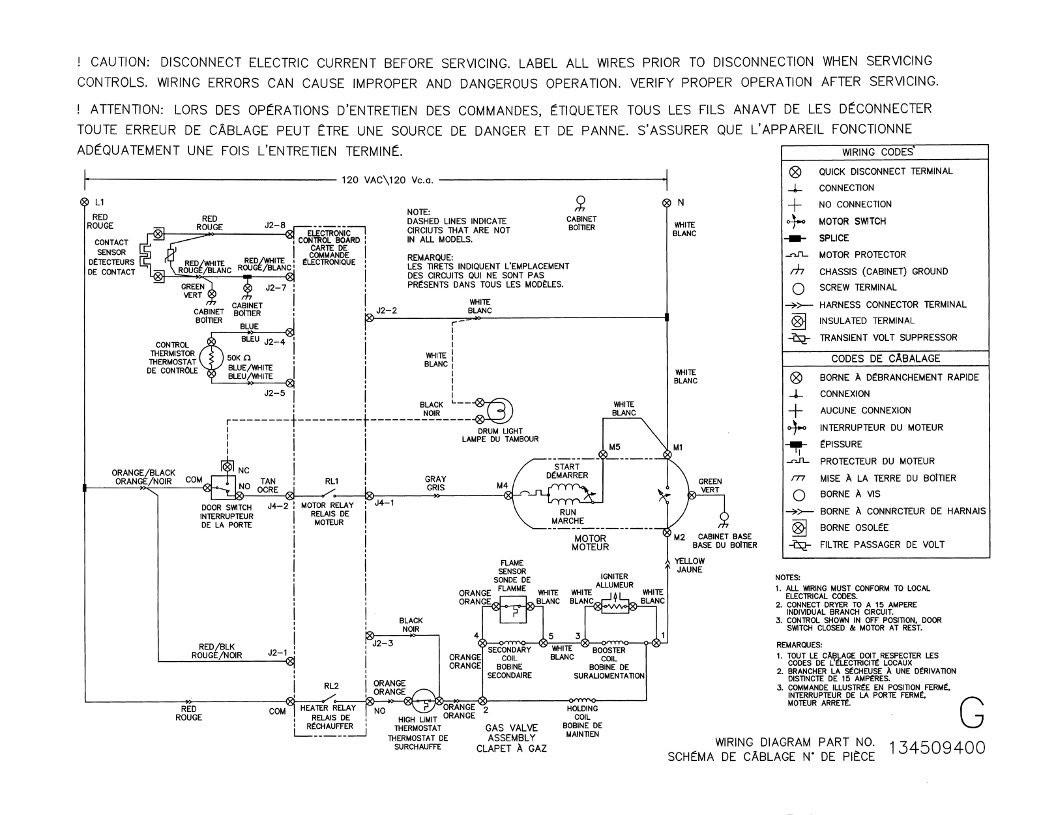 10 Kenmore Dryer Wiring Diagram