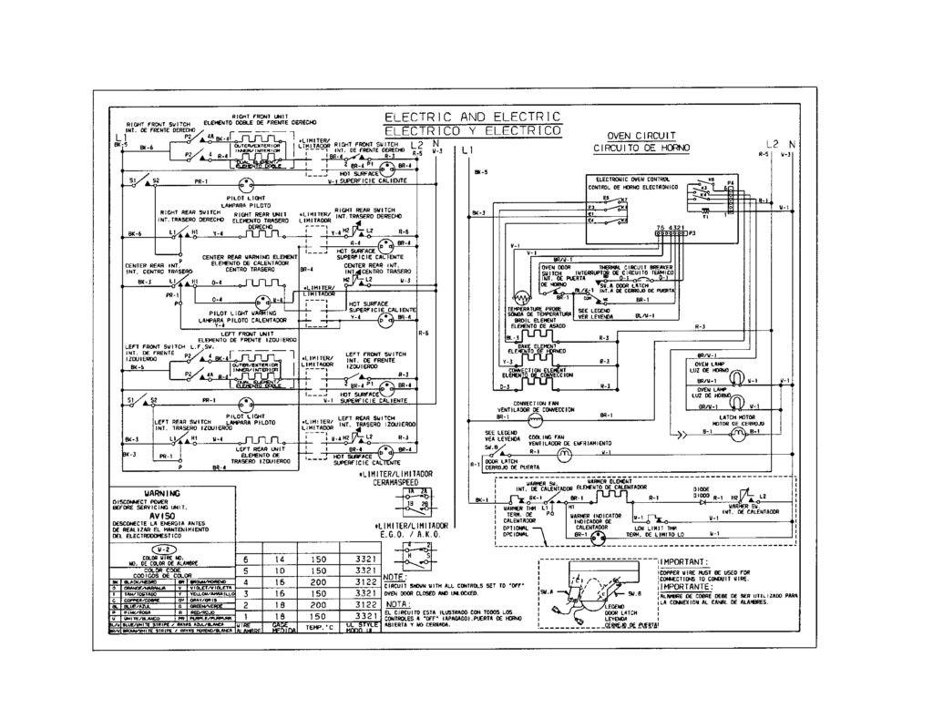 Kenmore    Electric Dryer    Wiring       Diagram         Wiring       Diagram    Image