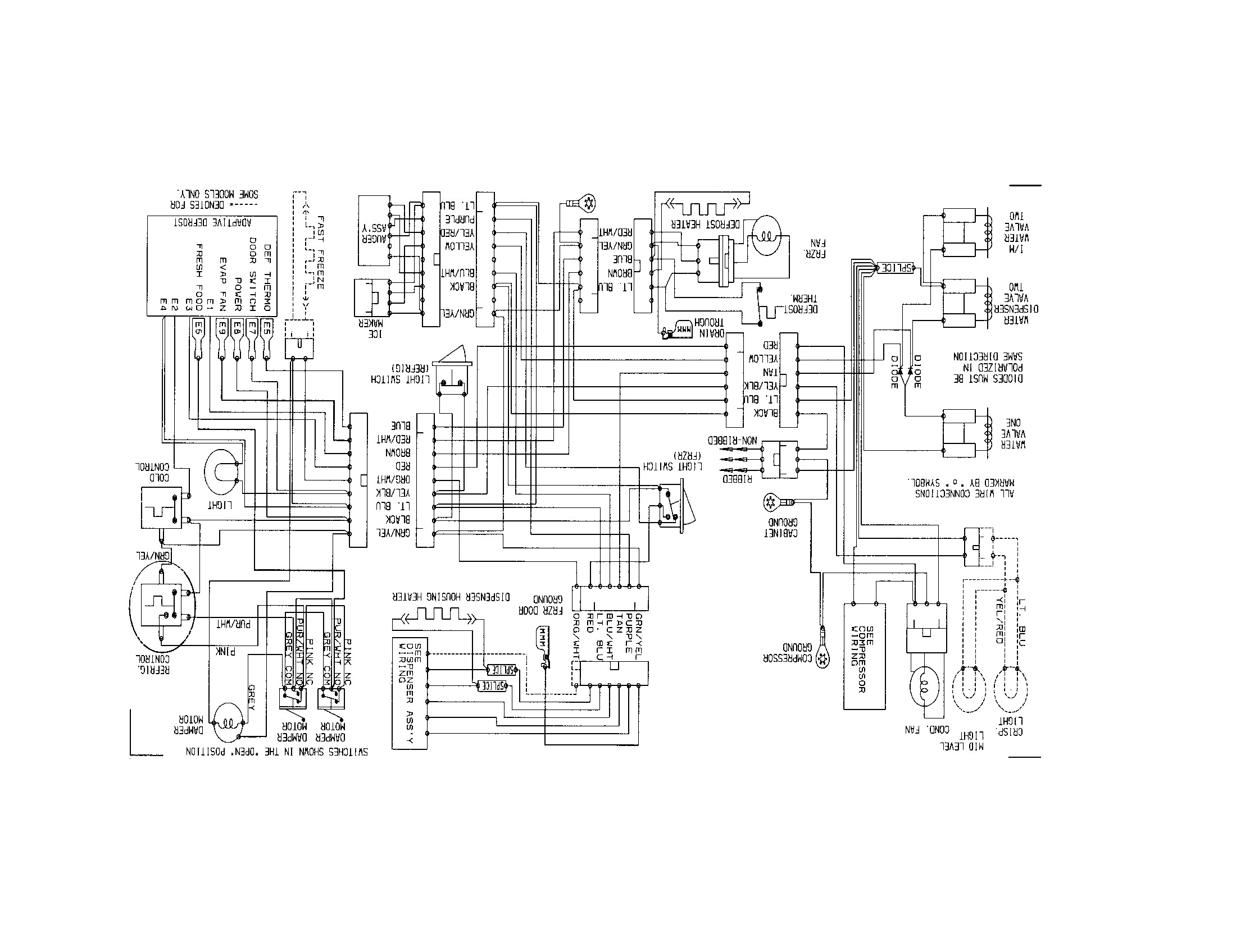 Sears refrigerator wiring diagram wire center kenmore refrigerator wiring diagram wire center u2022 rh boomerneur co kenmore coldspot refrigerator wiring diagram ge cheapraybanclubmaster Image collections