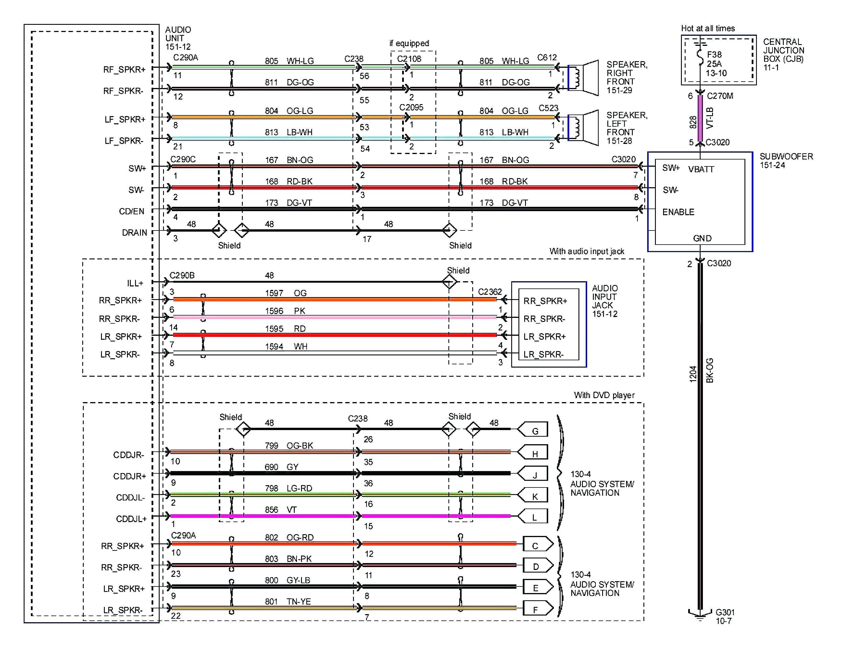 Kenwood Kdc 248u Wiring Harness Diagram New