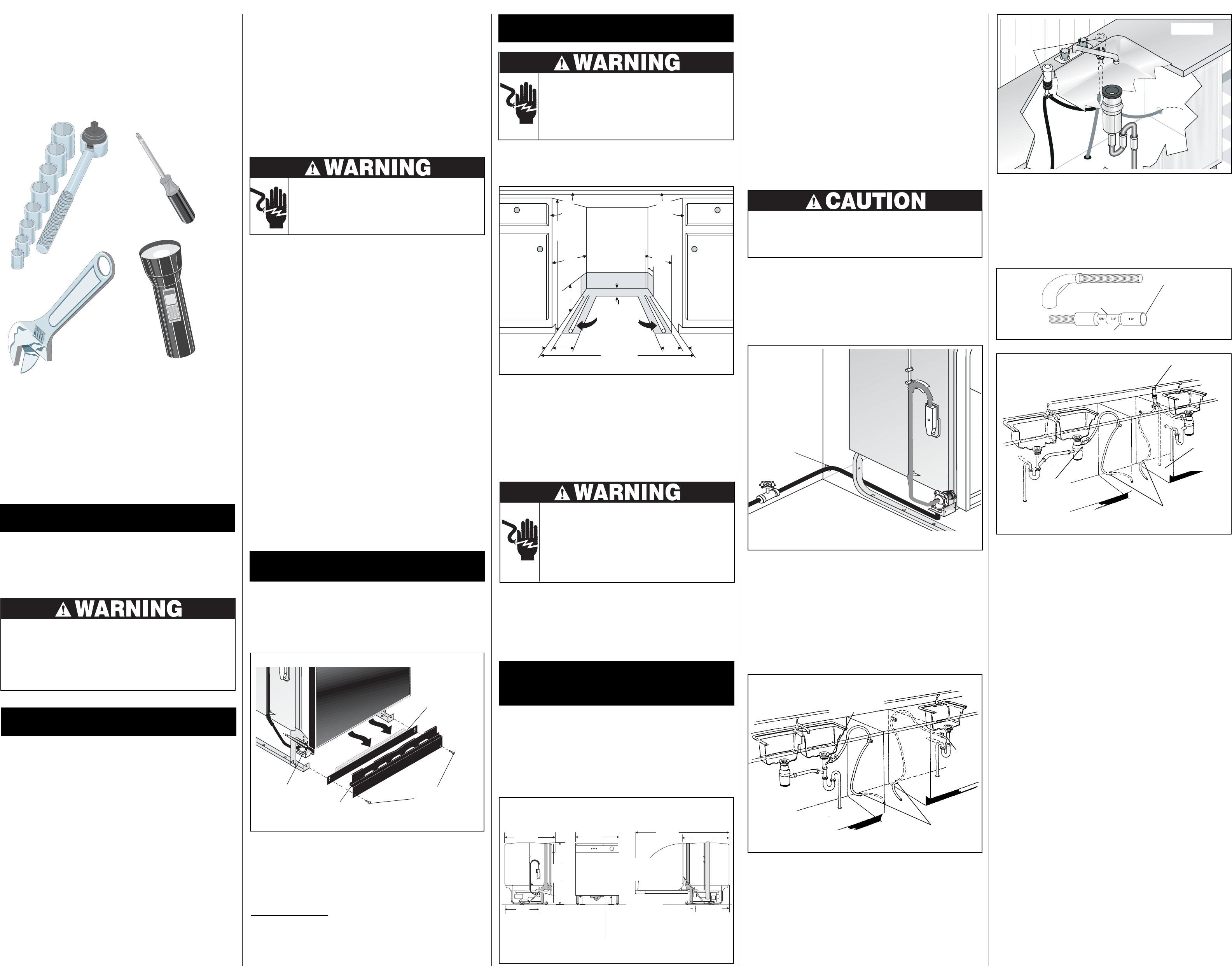Frigidaire Dishwasher User Manual