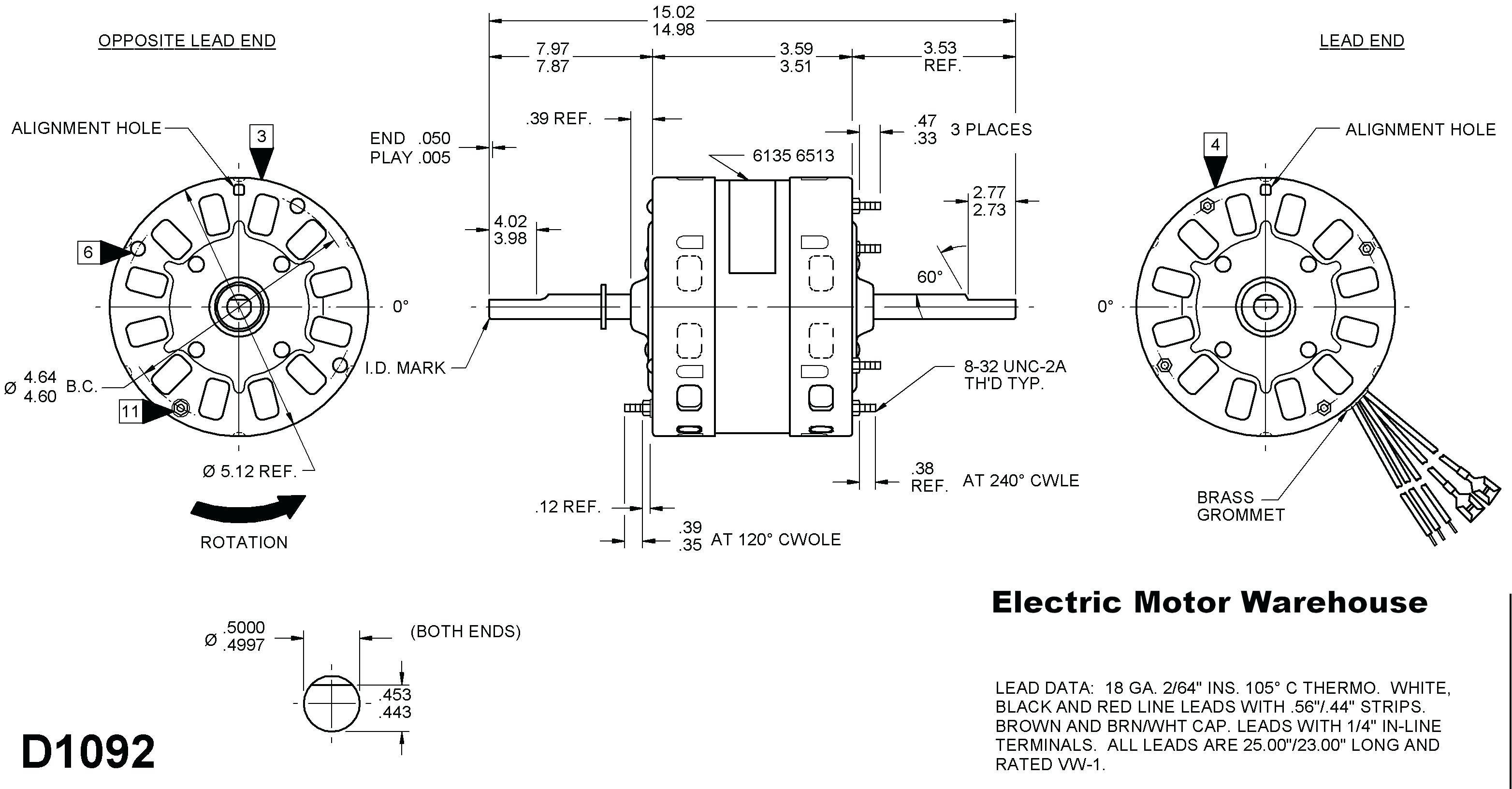 3 Wire Condenser Fan Motor Wiring Diagram Luxury Electric Motor Wiring Diagram Capacitor Speed Wire