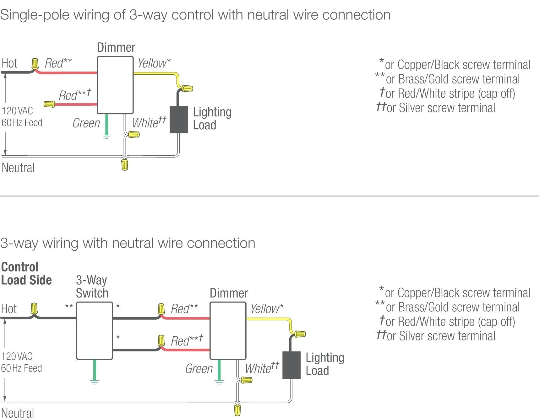 Full Size of Wiring Diagram 3 Way Switch Dimmer Lutron 4 Archived Wiring Diagram Category
