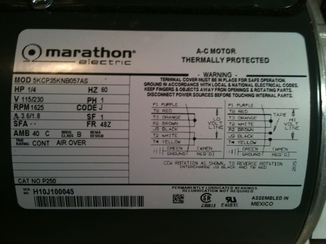 Marathon Wiring Diagram Detailed Diagrams Wetjet 1 3 Hp Motor Books Of U2022 Pioneer Car