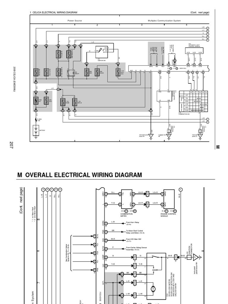 ... flow sensor wiring diagram , source:nhynashamn.gq. Toyota ...
