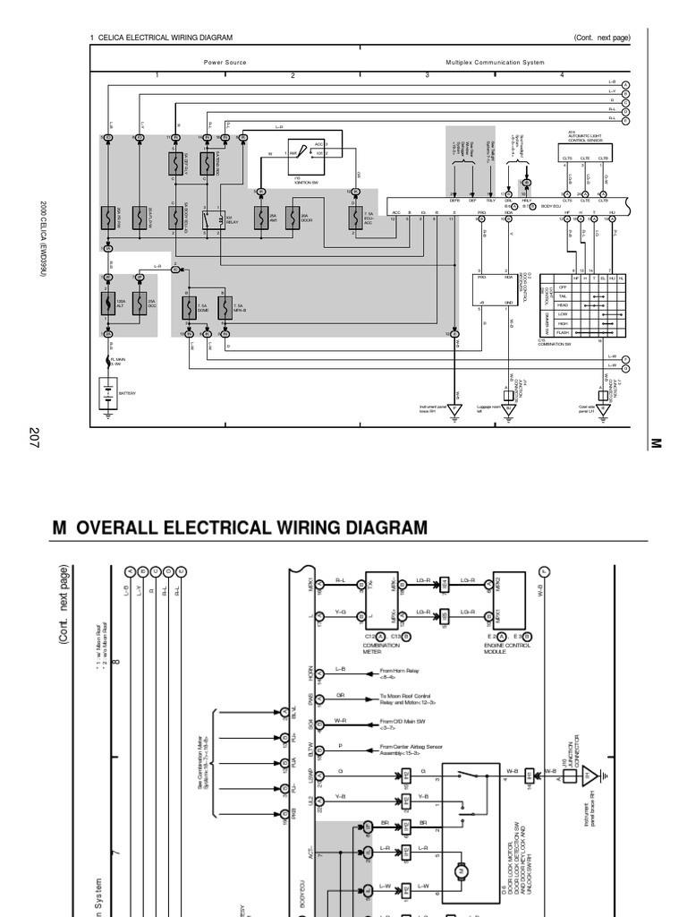 ... flow sensor wiring diagram , source:nhynashamn.gq. Toyota ...