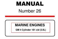 Mercruiser Shift Interrupter Switch Wiring Diagram New Mercruiser 4 Cyl 3 0 Service Manual Gasoline