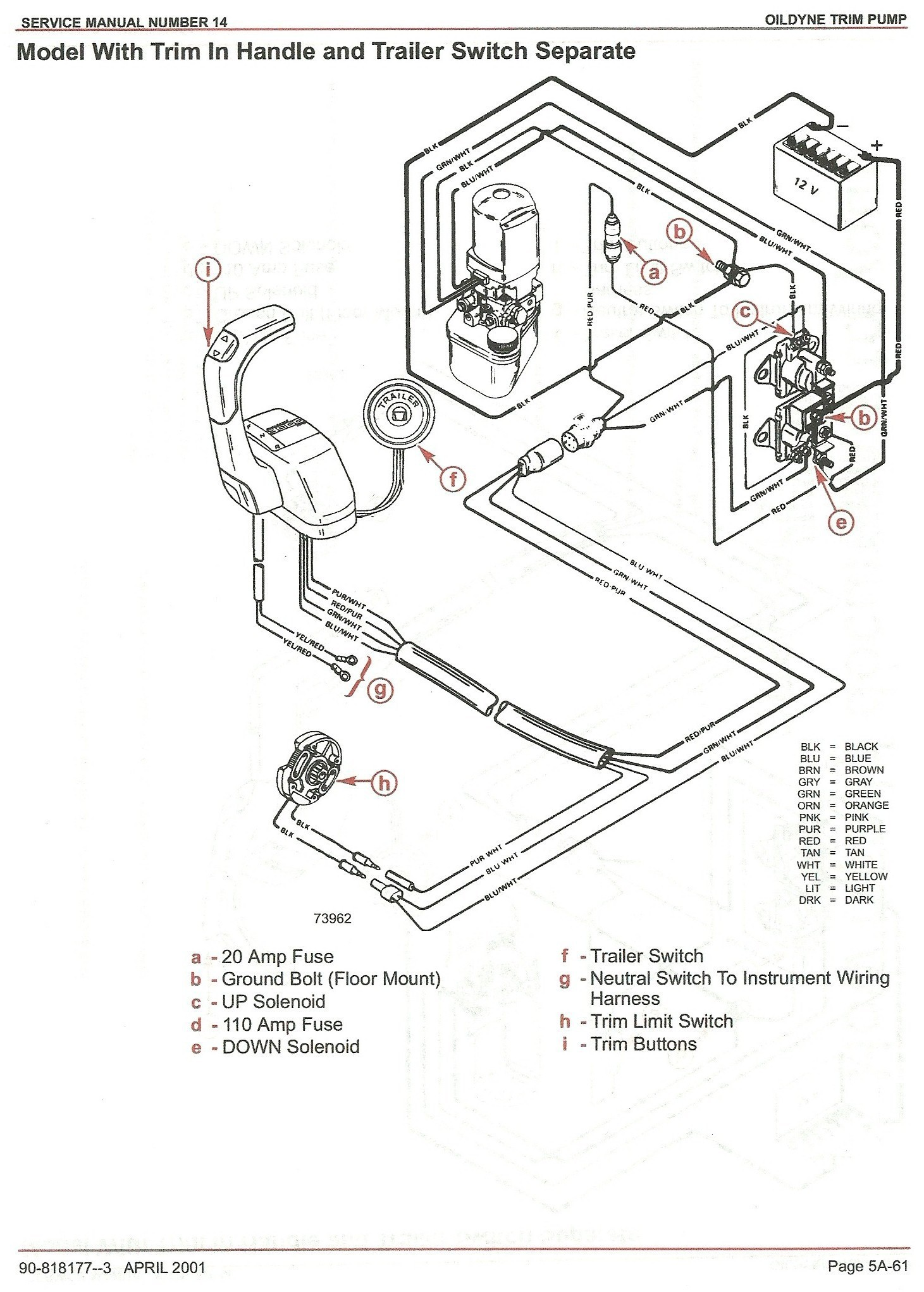 yahama tilt and trim wiring diagram wiring schematic data 1979 mercruiser  wiring-diagram boat trim